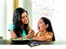 मुलं  जेवतच नाही  तर करायचं काय?