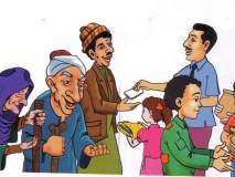 रमजान पर्व : सधन मुस्लीमांकडून दानधर्माचे कृतिशिल नियोजन