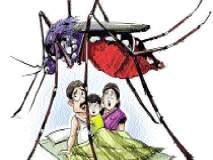 बीड जिल्ह्यामध्ये तापाचा उद्रेक