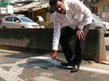 लोकमत इम्पॅक्ट : डोंबिवलीचे ते गतीरोधक अवैध? चौकशी व्हावी - राजेश मोरे