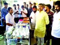 सुरगाणा ग्रामीण रुग्णालयाबाबत तक्रारी