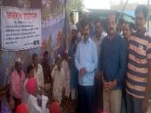 पाच दिवस शेतकऱ्यांच्या आंदोलनानंतर रस्ता खुला