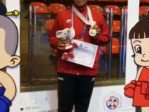 अकोल्याच्या साक्षीला आंतरराष्ट्रीय बॉक्सिंग स्पर्धेत कांस्य