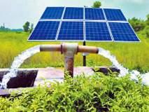 परभणी : सौर कृषीपंप योजनेत २१ शेतकऱ्यांचे प्रस्ताव