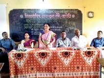 सिंधुदुर्ग : स्वसंरक्षणासाठी कराटे कला अवगत करा:भाग्यलक्ष्मी साटम, पंचायत समिती कणकवलीतर्फे लोरे विद्यालयात कराटे वर्गाचा शुभारंभ