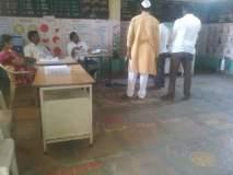 सातारा लोकसभा मतदारसंघात दुपारी तीन वाजेपर्यंत ४३ .१४ टक्के मतदान, मतदान यंत्रांमध्ये बिघाड
