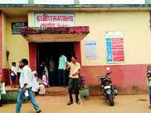 लाखांदुरातील ग्रामीण रुग्णालय 'सलाईनवर'...!