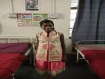 १५ वर्षांच्या मुलीच्या पोटातील १० किलोंची गाठ काढली