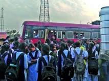 नागपूर जिल्ह्यातील भिवापुर बसस्थानकावर विद्यार्थिनींची सुरक्षा धोक्यात