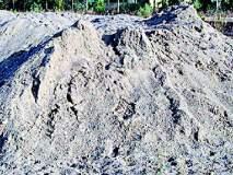 मारेगावात रेती तस्करांची चांदी
