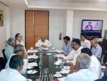 कोल्हापूर : कर्नाटकचा अर्ज रद्द करून घेण्यासाठी प्रयत्न, सीमाप्रश्नी तज्ज्ञ समितीची बैठक