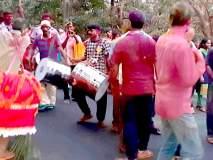 मठ गावचा शिमगोत्सव उत्साहात, आठशे वर्षांची ऐतिहासिक परंपरा