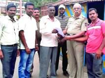 आंबोली ग्रामस्थांनी अवजड वाहने अडविली, प्रशासनाच्या कारभारावर नाराजी