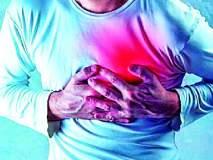 वर्षभरात जिल्ह्यात चार पटींनी वाढले हृदयरुग्ण