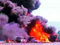 अग्निस्फोटाची धग कायमच