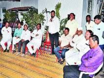 गावागावांत 'अन्याय पे चर्चा'