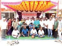 सिंधुदुर्ग : स्वाभिमान पक्षाचे बांदा येथे मुंडण आंदोलन,जिल्ह्यात ठिकठिकाणी जनआक्रोश आंदोलने