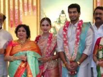 SEE PICS : असा होता रजनीकांत यांची कन्या सौंदर्या हिच्या लग्नाचा थाट!
