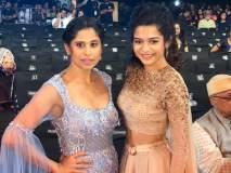 Filmfare Awards (Marathi)2018: मराठी फिल्मफेअर पुरस्कार सोहळ्यात सेलिब्रिटींची मांदियाळी