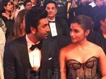 Filmfare Awards: आलिया भटने म्हटले 'आय लव्ह यू'; रणबीर कपूरने केले 'किस'! पाहा Throwback Video!!