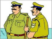 पोलीस भरतीचा आणखी एक घोटाळा उघड चार पोलिसांना अटक