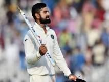 कसोटी विजयाचे शतक गाठण्याची भारताला संधी