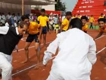 मुख्यमंत्री चषक कबड्डी स्पर्धा; जगदंबा कबड्डी संघाची विजयी सलामी