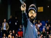 ISSF World Cup: अभिषेक वर्माचा 'सुवर्ण'वेध अन् ऑलिम्पिक प्रवेश...