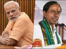 तेलंगणात 'अब की बार, केसीआर', 50 हजारांनी राव तर 85 हजारांनी टी रामाराव विजयी