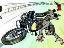 खेर्डा-मुर्तीजापूर मार्गावर दुचाकी अपघातात आई व मुलगा जखमी!