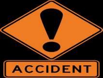 श्रीरामपूरमधील भीषण अपघातात दोन ठार, एक युवक गंभीर जखमी