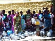 आदिवासीपाड्यांच्या घशाला कोरड; हंडाभर पाण्यासाठी महिलांची पायपीट
