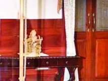 आदिवासी महिलांनी तयार केलेला तिरंगा पंतप्रधान कार्यालयात