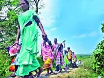दवाखान्यात जाणं परवडत नाही म्हणून गावपाड्यावरच्या अडलेल्या बायका करतात काय?