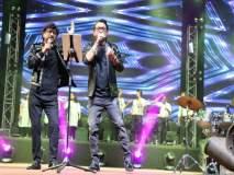 अजय-अतुल यांच्या गाण्यांनी ठाणेकर सैराट...कळव्यात`अजय-अतुल लाईव्ह'