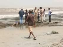 कोपरखैरणेमधील 3 युवक नागाव समुद्रात बुडाले; दोघांचे मृतदेह सापडले