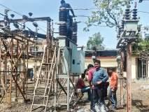अलिबाग शहरामध्ये आठ तास वीज खंडित