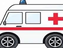 परभणी : रिकाम्या आॅक्सिजन सिलिंडरमुळे रुग्णवाहिका दवाखान्यात परतली