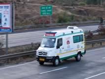 चांदवड अपघात : '१०८'च्या सहा रुग्णवाहिकांची आपत्कालीन धाव