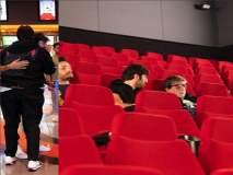 अमिताभ बच्चन यांनी चित्रपट पाहाण्यासाठी बुक केले संपूर्ण चित्रपटगृहच