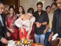Amruta Khanvilkar Birthday Special : अमृता खानविलकरने अशाप्रकारे साजरा केला तिचा वाढदिवस