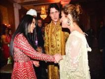 कॅनडाच्या पंतप्रधानांचे भारतावर प्रेम - अमृता फडणवीस