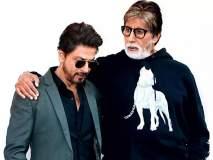 अमिताभ बच्चन-शाहरूख खान यांचा फनी Video