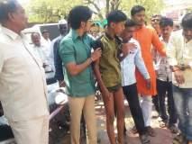 खंडोबाचीवाडीत कार्यकर्त्यांची धुलाई.. शिंदे अन् पाटील पोलीस ठाण्यात
