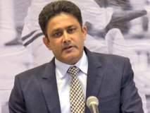 'त्या' कसोटी सामन्याने भारतीय क्रिकेटमध्ये घडवला क्रांतिकारी बदल - अनिल कुंबळे