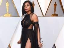 Oscar 2018 : ऑस्करच्या रेड कार्पेटवर फॅशनचा जलवा, पाहा तारकांच्या फॅशनेबल अदा