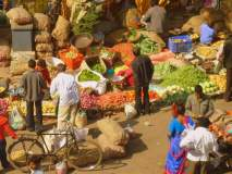 भाज्यांच्या किमतीत वाढ; मेथी ४० रुपये जुडी