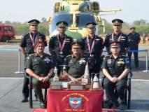 लष्करी थाटात एव्हिएशन विंग प्रदान: भारतीय सैन्यदलात ३७ लढाऊ वैमानिक दाखल