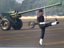 नाशिक तोफखाना केंद्र : ४६२ नवसैनिकांच्या तुकडीने घेतली देशसेवेची शपथ !
