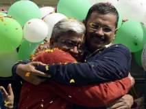 आप नेते 'आशुतोष यांचा राजीनामा', अरविंद केजरीवाल म्हणाले...